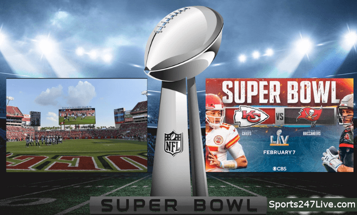 Super Bowl LV 2021