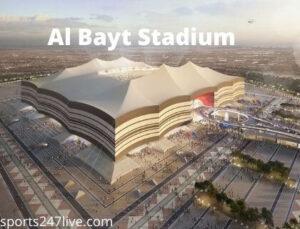 Al Bayt Stadium , Al Khor