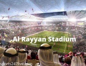 Al Rayyan Stadium, Al Rayyan