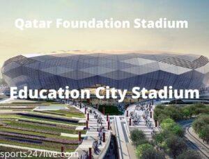 Education City Stadium, Doha