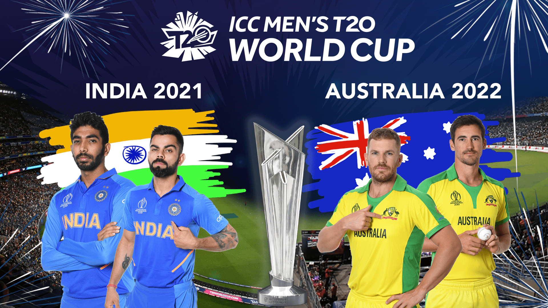 ICC Men's T20 World Cup IND-2021