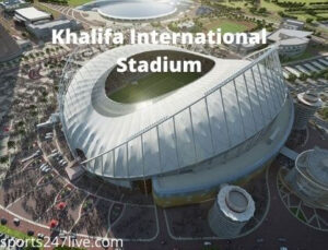 Khalifa International Stadium , Doha