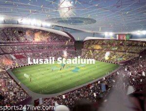 Lusail Stadium, Lusail