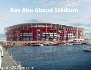 Ras Abu Aboud Stadium, Ras Abu Aboud